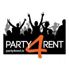 Party4rent Bārmeņu šovs
